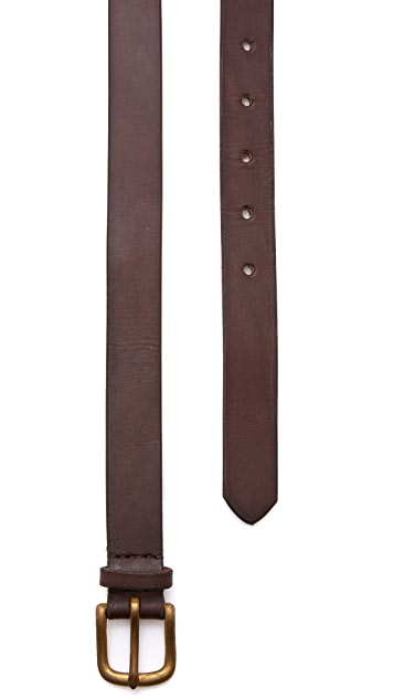 Maximum Henry Slim Standard Belt
