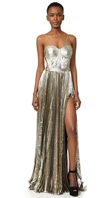 cdadc74fb578 Maria Lucia Hohan Norina maxi Dress