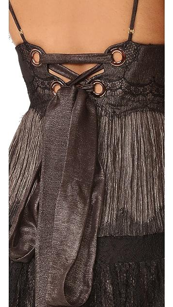 Maria Lucia Hohan Dian Sleeveless Mini Dress