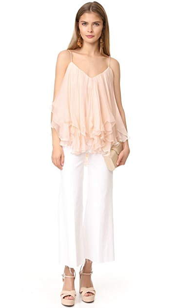 Maria Lucia Hohan Sleeveless Blouse