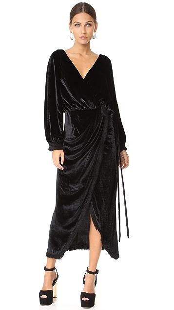 Maria Lucia Hohan Braima Wrap Dress
