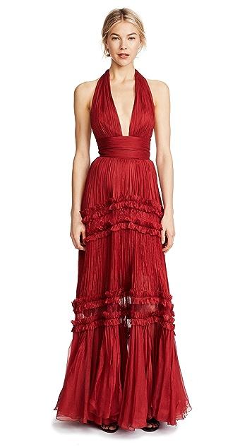 Maria Lucia Hohan Kalina Tiered Dress