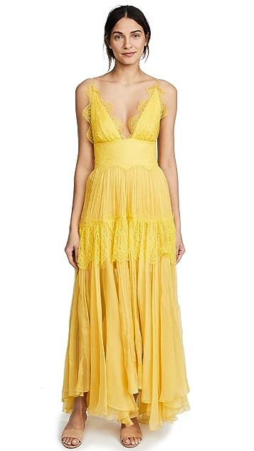 Maria Lucia Hohan Susana V Neck Dress