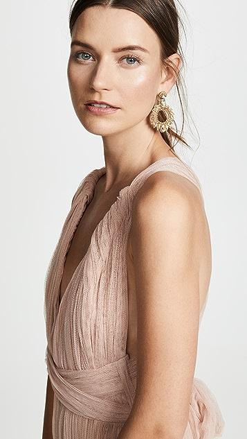 Maria Lucia Hohan Margo Maxi Dress