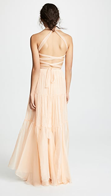 Maria Lucia Hohan Платье Poppy