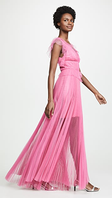 Maria Lucia Hohan Iselin Maxi Dress