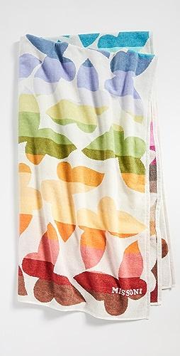 Missoni Home - Jamelia 海滩浴巾