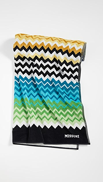 Missoni Home Stan 海滩浴巾