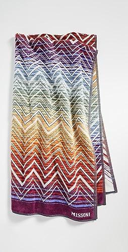 Missoni Home - Tolomeo 浴巾