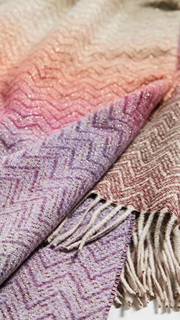 Missoni Home Плед Pascal