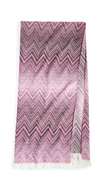 Missoni Home Timmy Throw Blanket