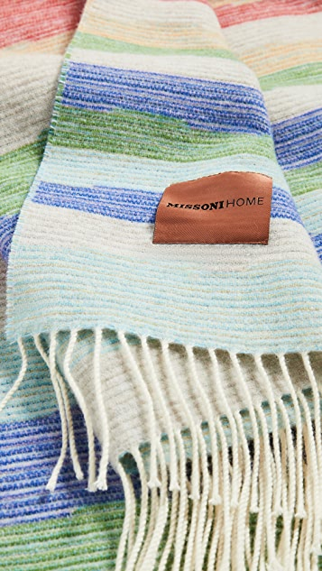 Missoni Home Wesley Throw Blanket