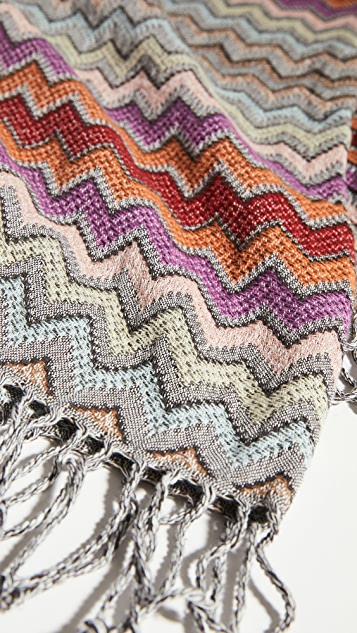 Missoni Home William Throw Blanket