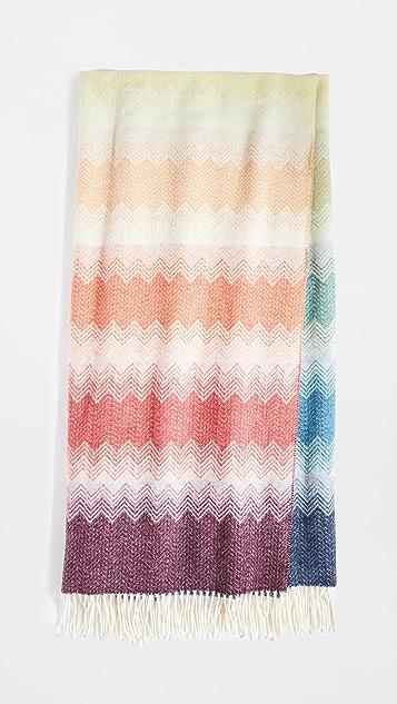 Missoni Home Yvo Throw Blanket