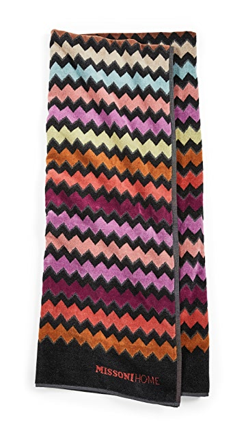 Missoni Home Warner Beach Towel