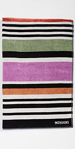 Missoni Home - Ayrton 海滩浴巾