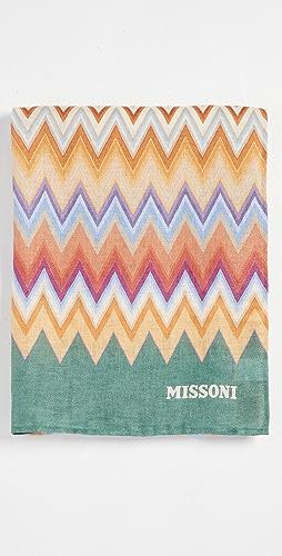 Missoni Home - Alvise 海滩毛巾