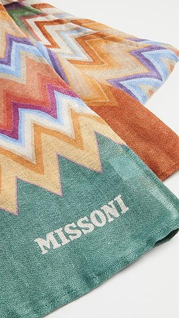 Missoni Home Alvise Beach Towel