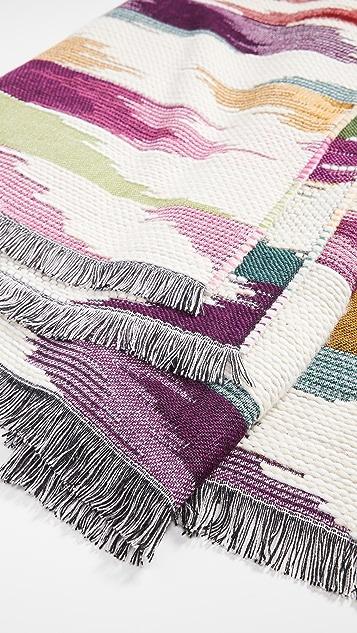 Missoni Home Alanis Throw Blanket