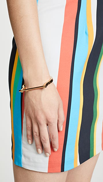 Miansai Modern Screw Cuff