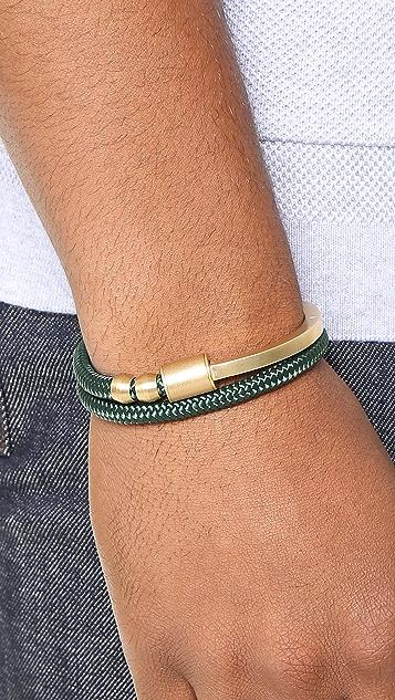Miansai Modern Cuff Wrap Bracelet