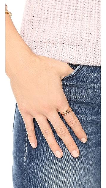 Miansai Split Layer Ring