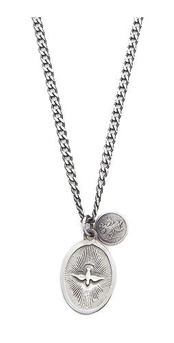 Miansai - Dove Pendant Necklace