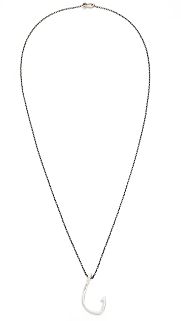 Miansai Hooked Necklace