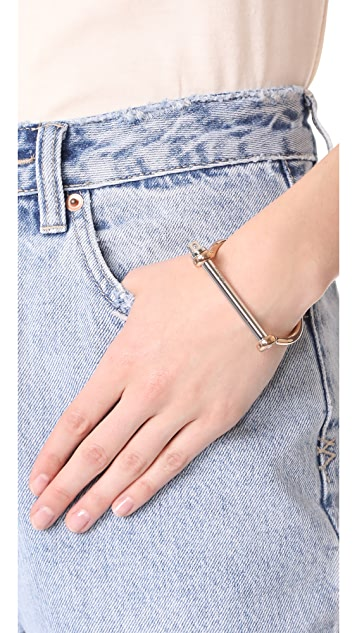 Miansai Screw Cuff Bracelet