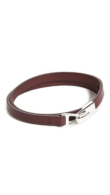 Miansai Moore Wrap Bracelet