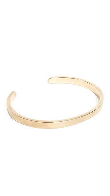 Miansai Singular Cuff Bracelet