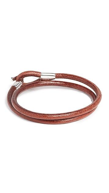Miansai Mason Wrap Bracelet
