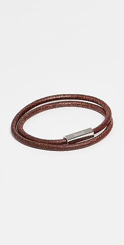 Miansai - Bare Wrap Bracelet