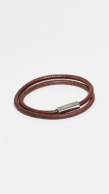 Miansai Bare Wrap Bracelet