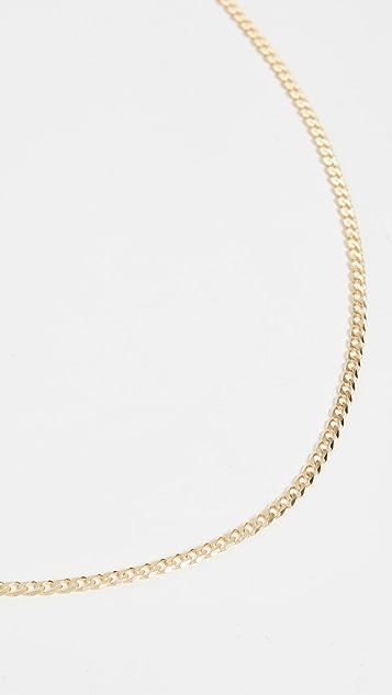 Miansai 3mm Gold Vermeil Chain Necklace