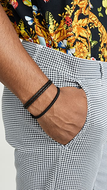Miansai Single Trice Sleeve Bracelet