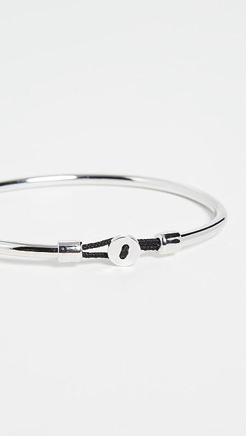 Miansai Nexus Sterling Silver Cuff