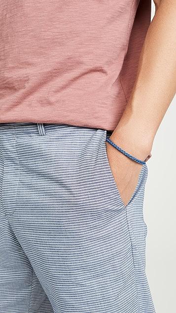 Miansai Crew Ribbon Bracelet