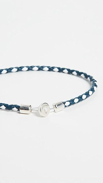 Miansai Nexus Sterling Silver Bracelet