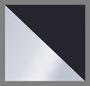 Navy Blue/Sterling Silver