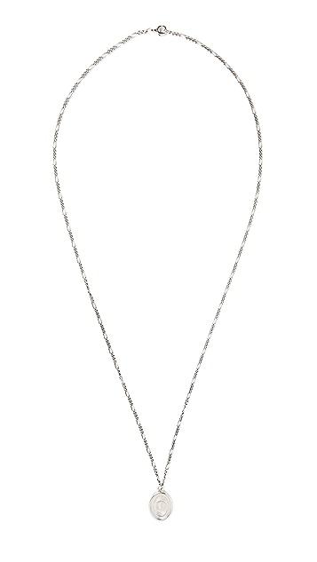 Miansai Velocity Pendant Necklace