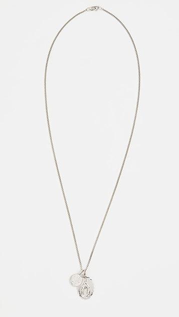 Miansai Mini Saints Necklace