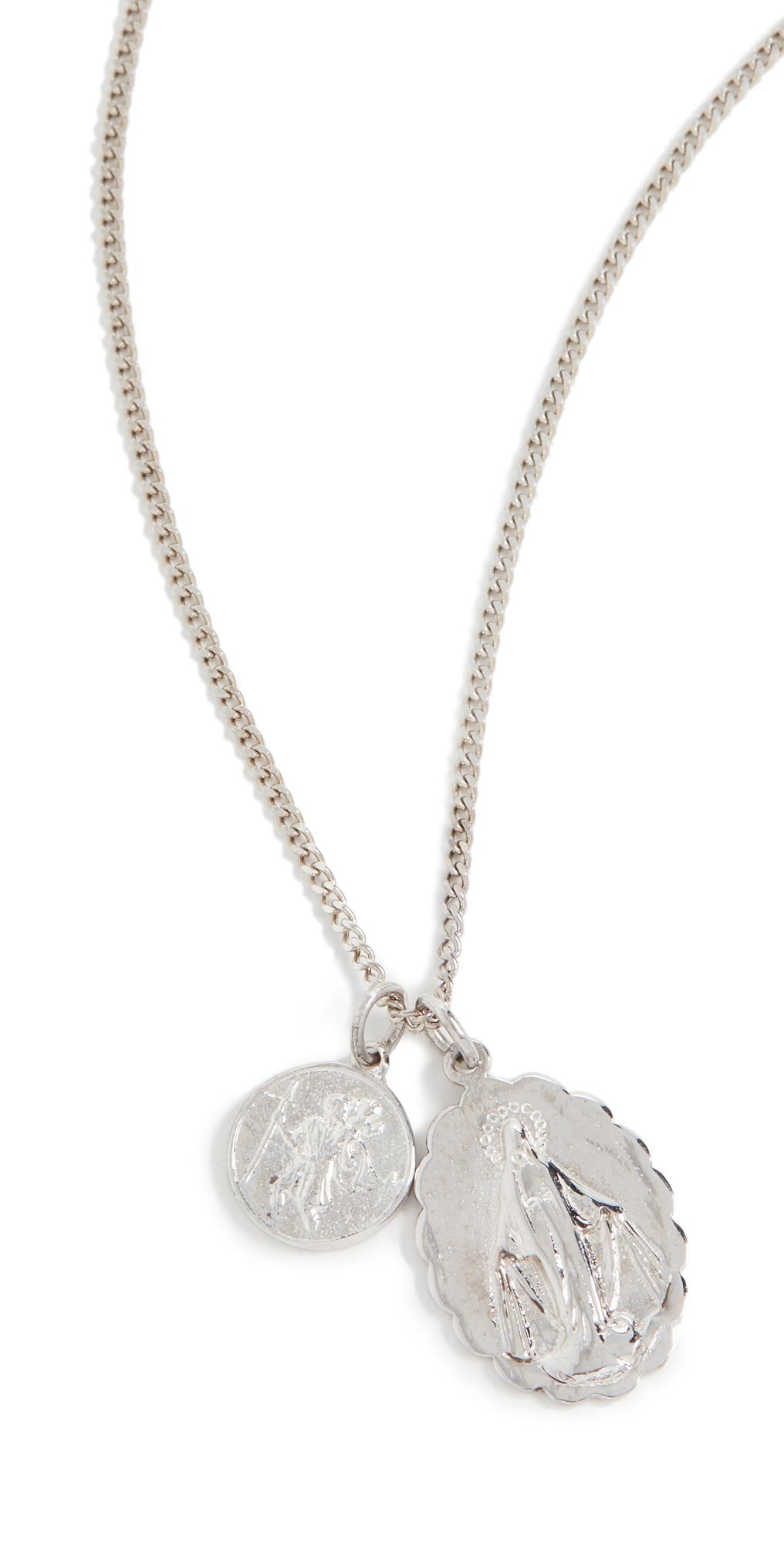 Mini Saints Necklace