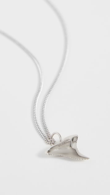 Miansai Shark Tooth Necklace