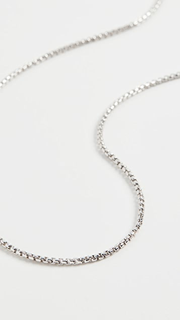 Miansai Venetian Chain Necklace