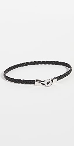 Miansai - Nexus Braided Leather Bracelet