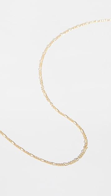 Miansai Figaro Chain Necklace
