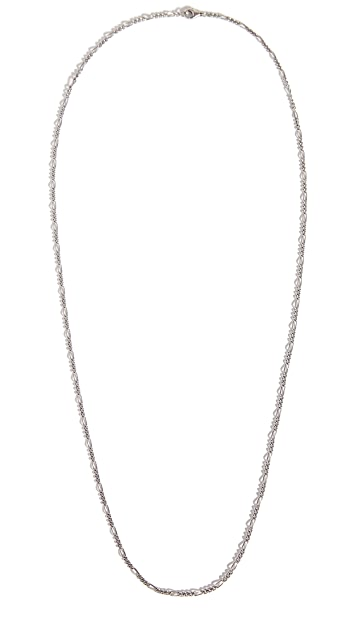 Miansai Figaro Chain Necklace