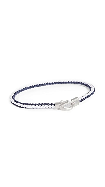 Miansai Atlas Rope Bracelet