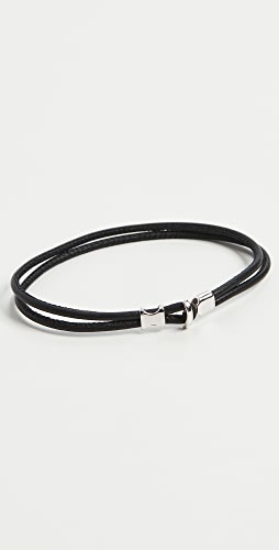 Miansai - Orson Loop Leather Bracelet